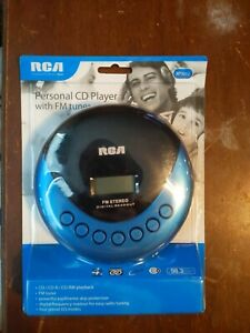 RCA RP3013 Personal CD PLAYER WITH FM TUNER