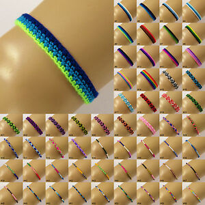 Friendship Bracelet Wristband mens ladies womens boys girls jewellery UK SELLER