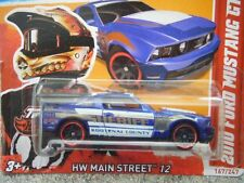 Hot Wheels DieCast Material Ford Racing Cars