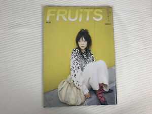 Fruits Magazine No 78 Street Fashion Y2K 2003 2004 Japan Imported Zine Rare 90s