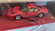 BBR 1/18 Ferrari 208 TURBO, red, low price, no mr, cmc, mg, gt spirit