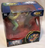 MEN IN BLACK - *Boxed* MIB Animated Series Jay Battles Alien Galoob 1997 Figure