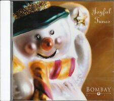 The Bombay Company JOYFUL TUNES: TRADITIONAL CHRISTMAS & HOLIDAY JAZZ FAVORITES!