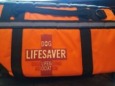 WA Pet Saver Dog Life Vest Jacket for Swimming Boating  (M)