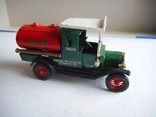 "Matchbox Models of Yesteryear Y-3 1912 Ford Model T Tankwagen ""BP"" + box"