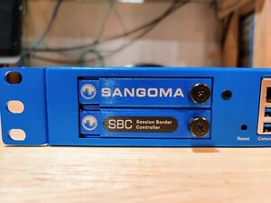 Sangoma NetBorder Carrier SBC with 2x 240GB SSD
