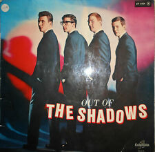"""THE SHADOWS   25CM   COLUMBIA  """" OUT OF THE SHADOWS """"   [France]"""