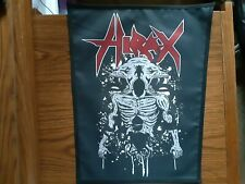 HIRAX # 1,SEW ON SUBLIMATED LARGE BACK PATCH