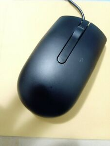 Dell mouse, model MS116p, optical, portable, wired, USB, FREE post