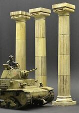 DioDump DD044 Greek Roman Ionic Columns 3 pcs 1:35 diorama accessories