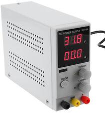 Alimentatore SLIM Stabilizzato 30V 10A da banco Trasformatore regolabile fino a