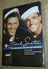 The Frank Sinatra  Gene Kelly Collection (DVD, 2008),NEW & SEALED, CLASSIC FILMS