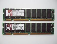 MEMORIE DIMM SDRAM Kingston 256 MB