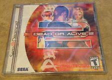 Dead or Alive 2 NEW factory sealed Sega Dreamcast