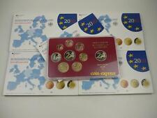 *** EURO KMS DEUTSCHLAND 2010 PP A D F G J Polierte Platte Germany Coin Set ***