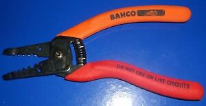 Bahco 810001 Wire Strippers AWG Stranded 8 - 16