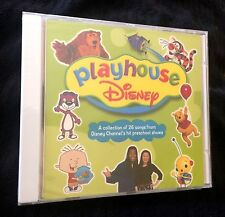 Playhouse Disney CD Sealed HTF
