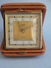 Vintage Jerger  Anker Wind Up Alarm Clock-West Germany