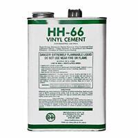RH Adhesives PVC Vinyl Cement Glue - HH-66 - 1 Gallon (128 Ounces)