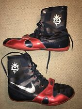 NIKE MANNY PACQUIAO FREE HYPERKO SHIELD TRAINER BOXING SHOES BOOTS 13