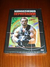 DVD - Depredador - Arnold Schwarzenegger - Carl Weathers