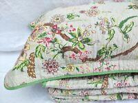 Luna 100% Cotton Coverlet Bedspread Comforter Bedcover Set 3pcs - Queen