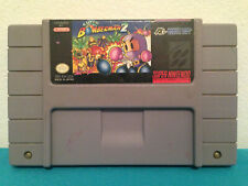 Super bomberman 2 SNES cartridge only