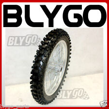 "110/90-18 18"" Inch Rear Back Wheel Rim Knobby Tyre Tire PIT PRO Trail Dirt Bike"