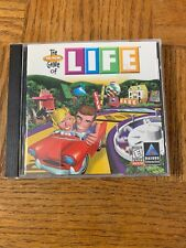 The Game Of Life CD Rom Game