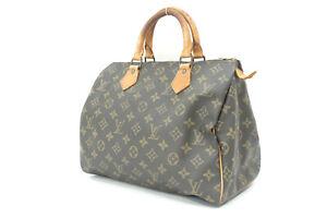 LOUIS VUITTON Speedy 30 Monogram handbag M41526