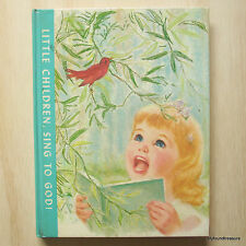 Little Children, Sing to God! Vintage Religious Songbook 1060