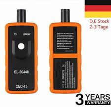 RDKS Anlernen Anlernsystem Für Opel GM Programmier Werkzeug EL-50448 TPMS Tool