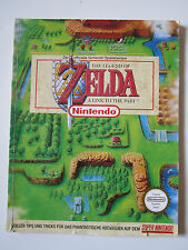 Legend of Zelda A Link to the Past Spieleberater Lösungsbuch Guide SNES