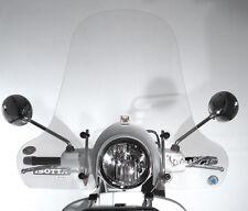 E366+A712 KIT PARABREZZA ISOTTA PER PIAGGIO VESPA GT-GTS-SUPER 125/200/250/300
