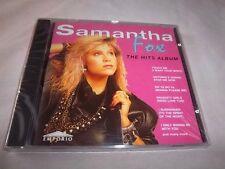 The Hits Album by Samantha Fox NEW SEALED CD, Nov-1997, Import)