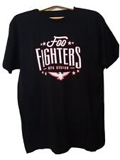 2015 Foo Fighters 20Th Anniversary Rfk Washington Dc Xl T-Shirt Preowned