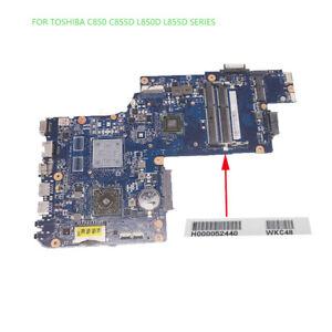 For Toshiba C850D C855D L850D L855D laptop motherboard H000052440 Tested Good