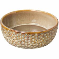 Ethical Pet Products Vesuvius Dish, Brown 5in, Dog or Cat Bowl, Food or Water