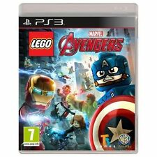 LEGO Marvel's Avengers (Sony PlayStation 3, 2016)