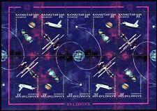 Kasachstan 163/65 o KB Tag der Kosmonautik (2828)