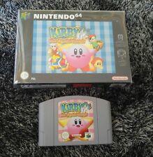 Kirby 64 ► the crystal shards ► pal vf ► Nintendo ► N64