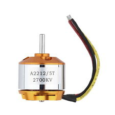 Aircraft A2212 2700KV Outrunner Brushless Motor A2212 / 5T NEW Colorway Genuine