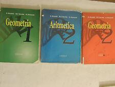 E. Nicoletti - M.T. Servida - G.Somaschi - Aritmetica  2 - CEDAM 2002/2006