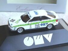 Herpa Audi 90 Coupe S 2 OMV Nr.1 PC