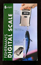 Fishing Gadgets Fisherman's Digital Scale - NEW