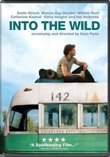 INTO THE WILD New Sealed DVD
