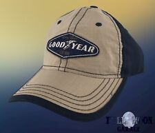 GOMME NUOVE GOODYEAR Diamante Da Uomo Vintage Relaxed Fit Cap Hat