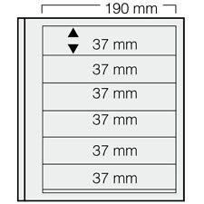 Safe Dual Blankoblätter 616 (VE = 5 Blatt) Neuware (BL 6