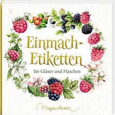 Marjolein Bastin - Etikettenbüchlein - Einmach-Etiketten (Marjolein Bastin)