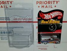 Low #125 RLC 2011 Hot Wheels Real Riders '64 GMC Panel Truck #4 New Sealed